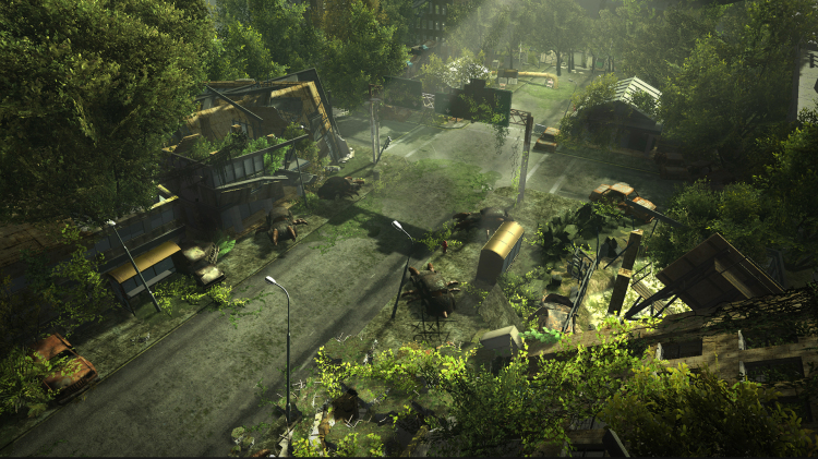 Wasteland 2 Video Game