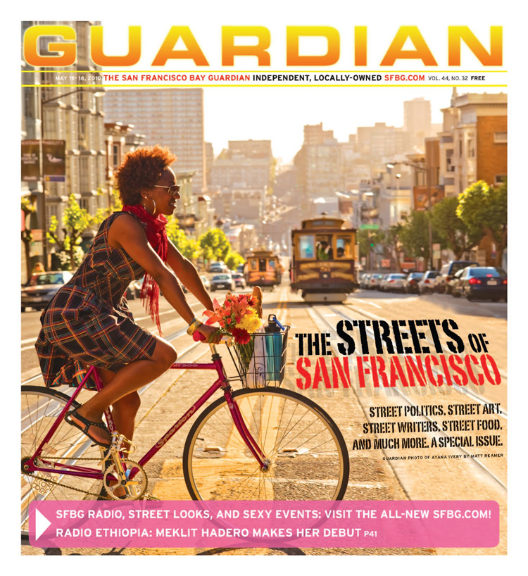 San Francisco Bay Guardian Is Closing Down