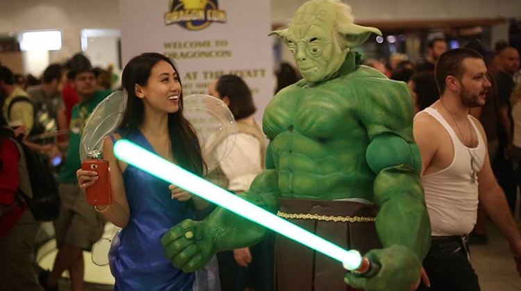 Dragon Con 2014 Video Grabs
