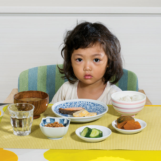 The Breakfast Foods That Children Eat Around the World