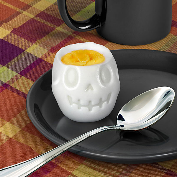 Egg-o-matic Skull Egg Mold by ThinkGeek