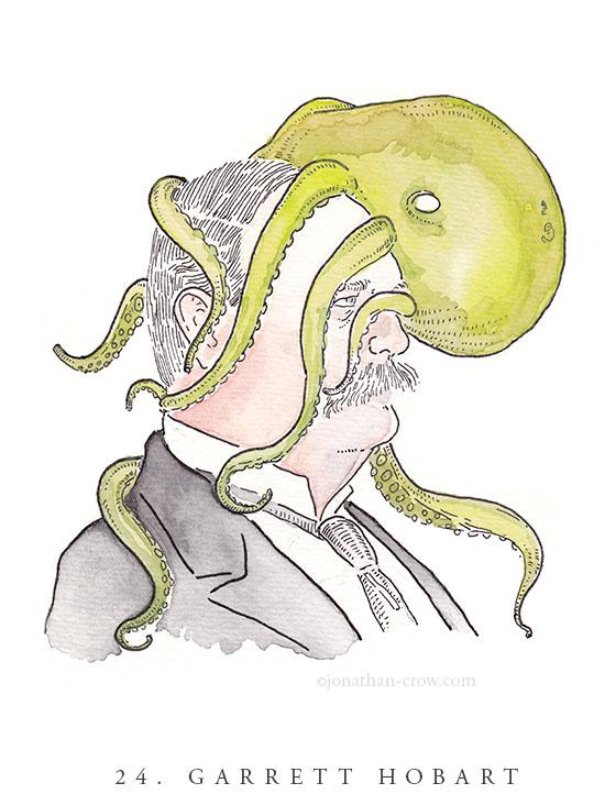 Veeptopus by Jonathan Crow