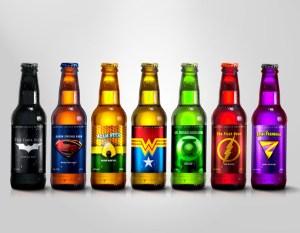 Justice League Beer
