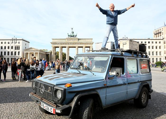 The Incredible 26-Year Road Trip of German Adventurer Gunther Holtorf