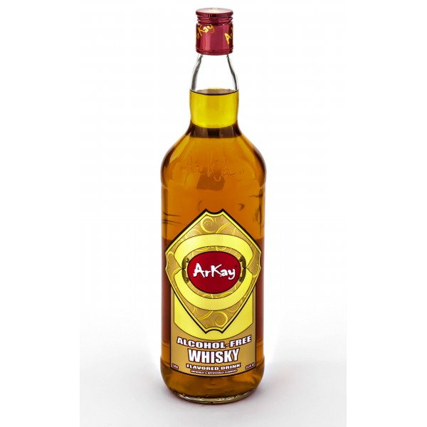 ArKay Alcohol-Free Whiskey
