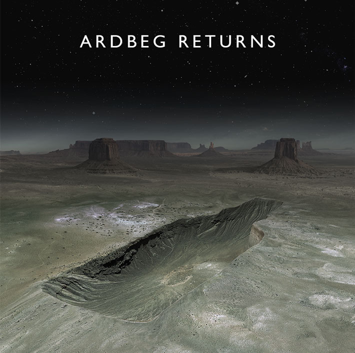 Ardbeg Returns