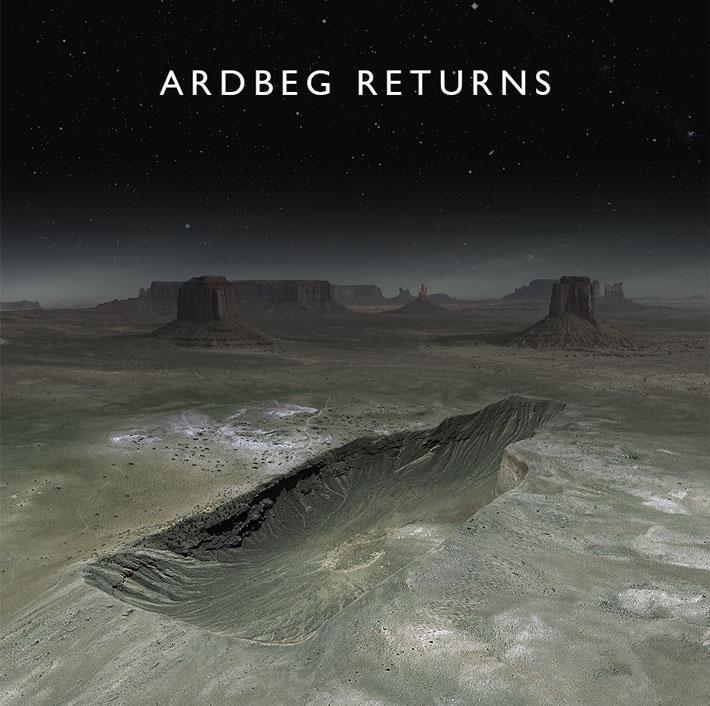 Ardbeg Returns