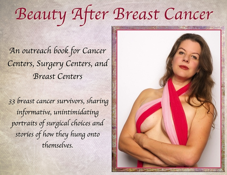 'Beauty After Breast Cancer', Survivors Show Their Scars in Forthcoming Book via Kickstarter Crowdfunding Campaign