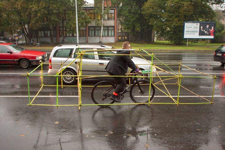 Bike Car Costume