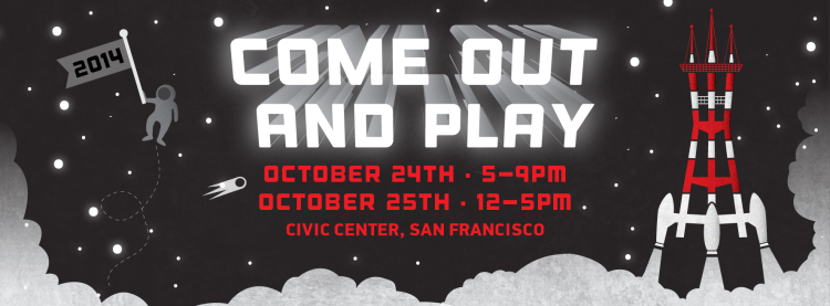 5th Annual Come Out & Play Festival