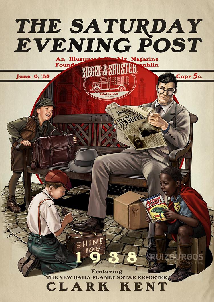 Clark Kent 1938