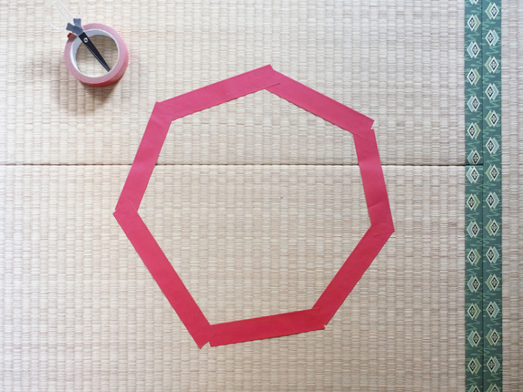 Empty Tape Circle