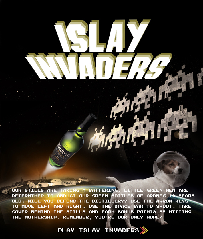 Islay Invaders