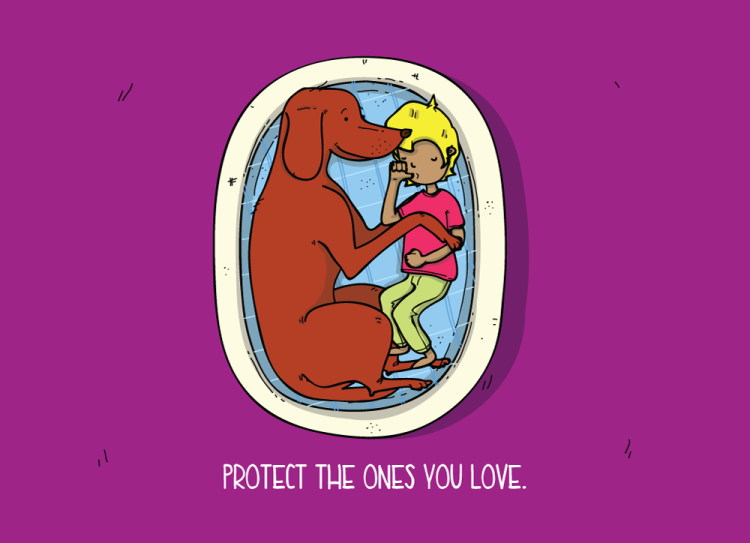 Protect the Ones You Love