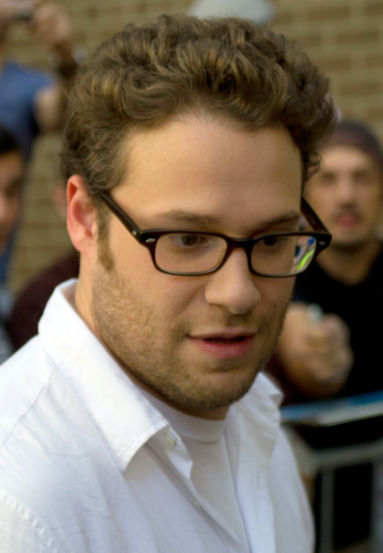 Seth Rogen at 2011 TIFF