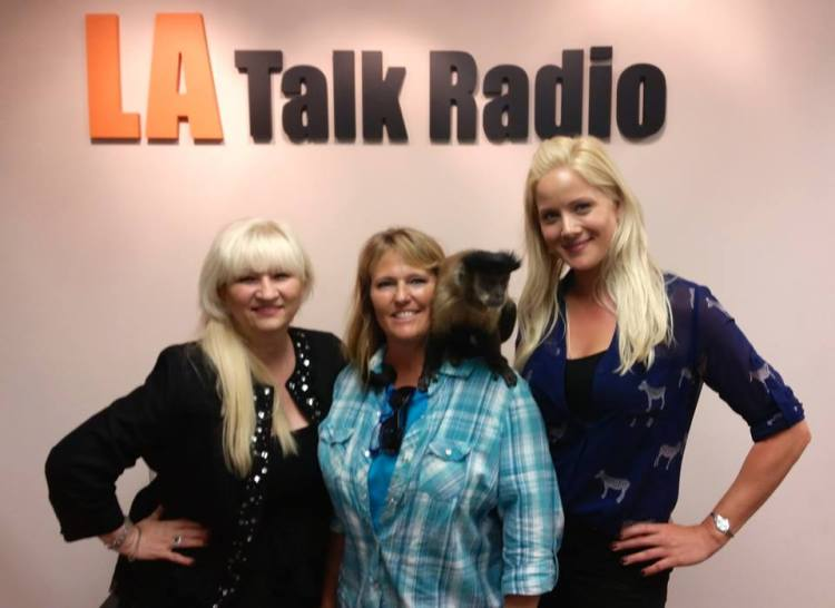 Squirt on LA Talk Radio