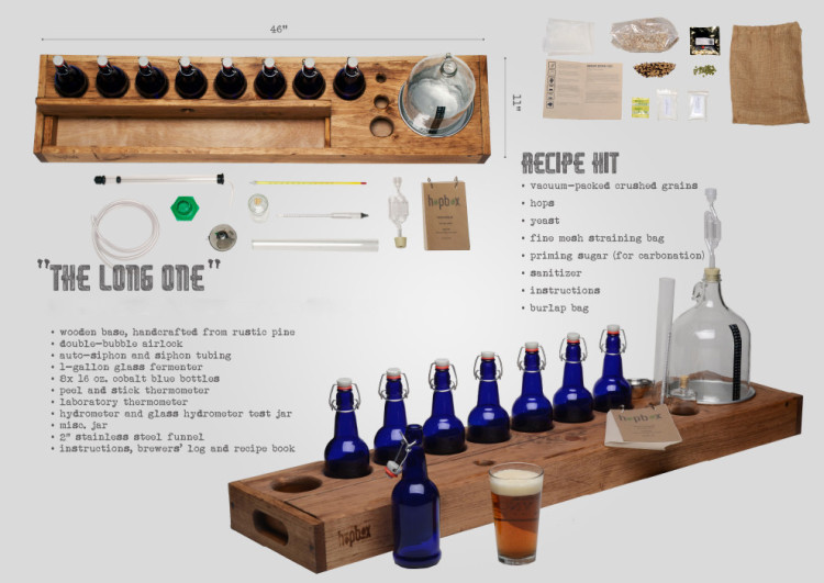 The Long One Recipe