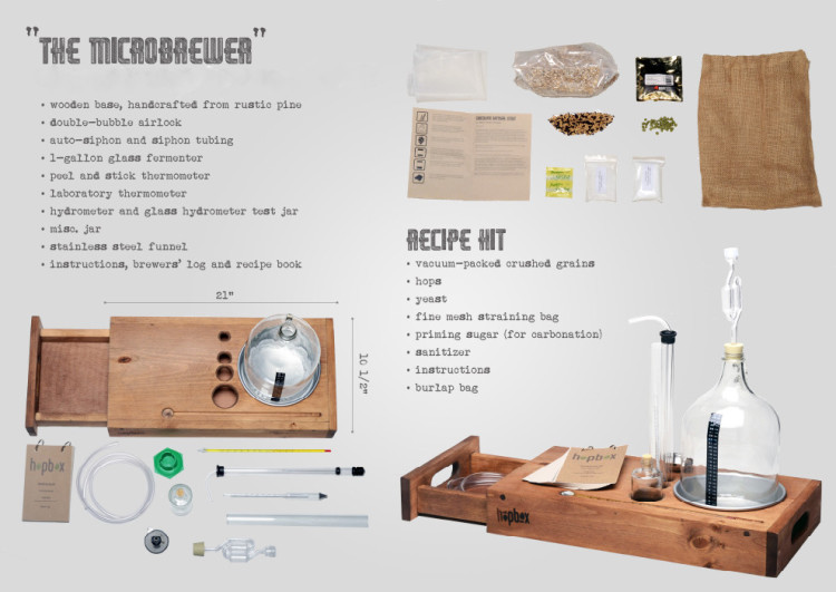 The Microbrewer