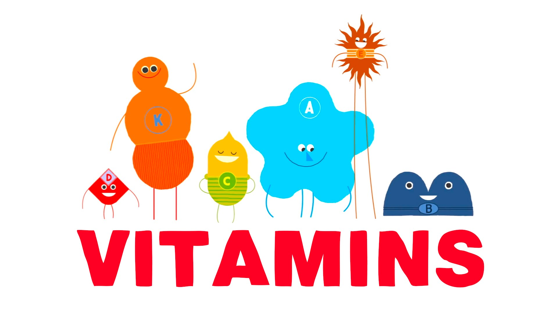 A Superhero-Filled TED-Ed Animation Explaining How Vitamins Work in the Body and Why They Are Important