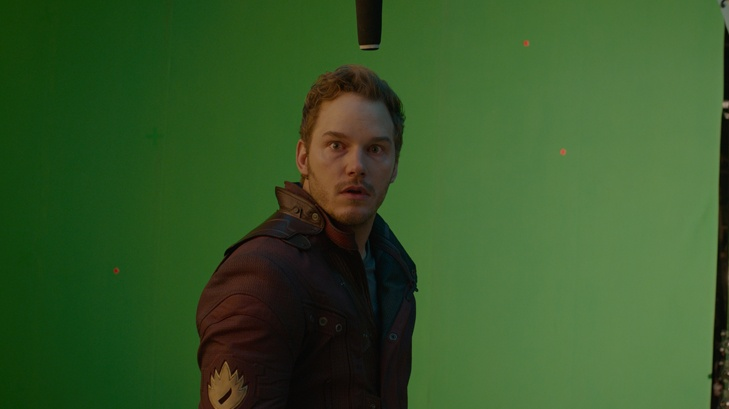 Guardians of The Galaxy VFX Breakdown