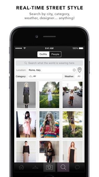 Street Style Search App Cloth Launches Updated App With