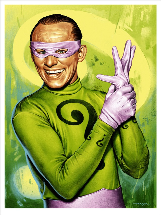 The Riddler by Jason Edminston
