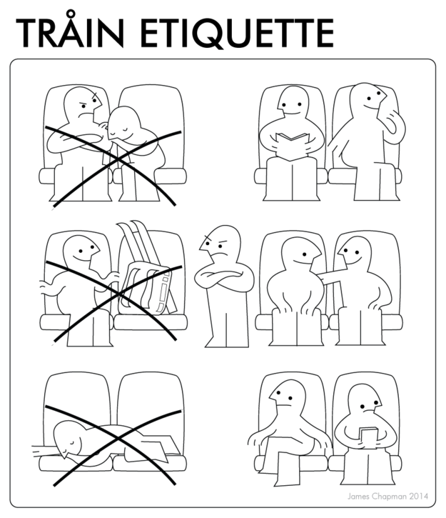 Funny Ikea Instructions Showing The Dos And Donts Of Handling