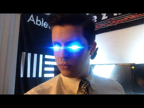How to Make a Cyberpunk LED Eye Prosthetic for a Halloween Costume