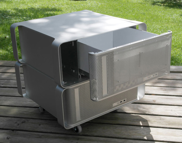 Apple Power Mac G5 Furniture by Klaus Geiger
