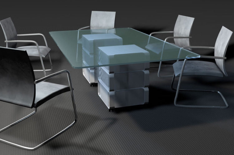 Apple Power Mac G5 Furniture by Klaus Geiger
