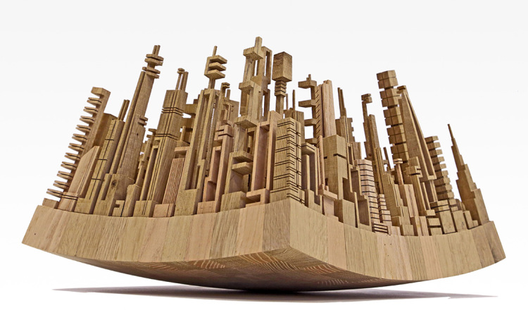 The City Series by James McNabb