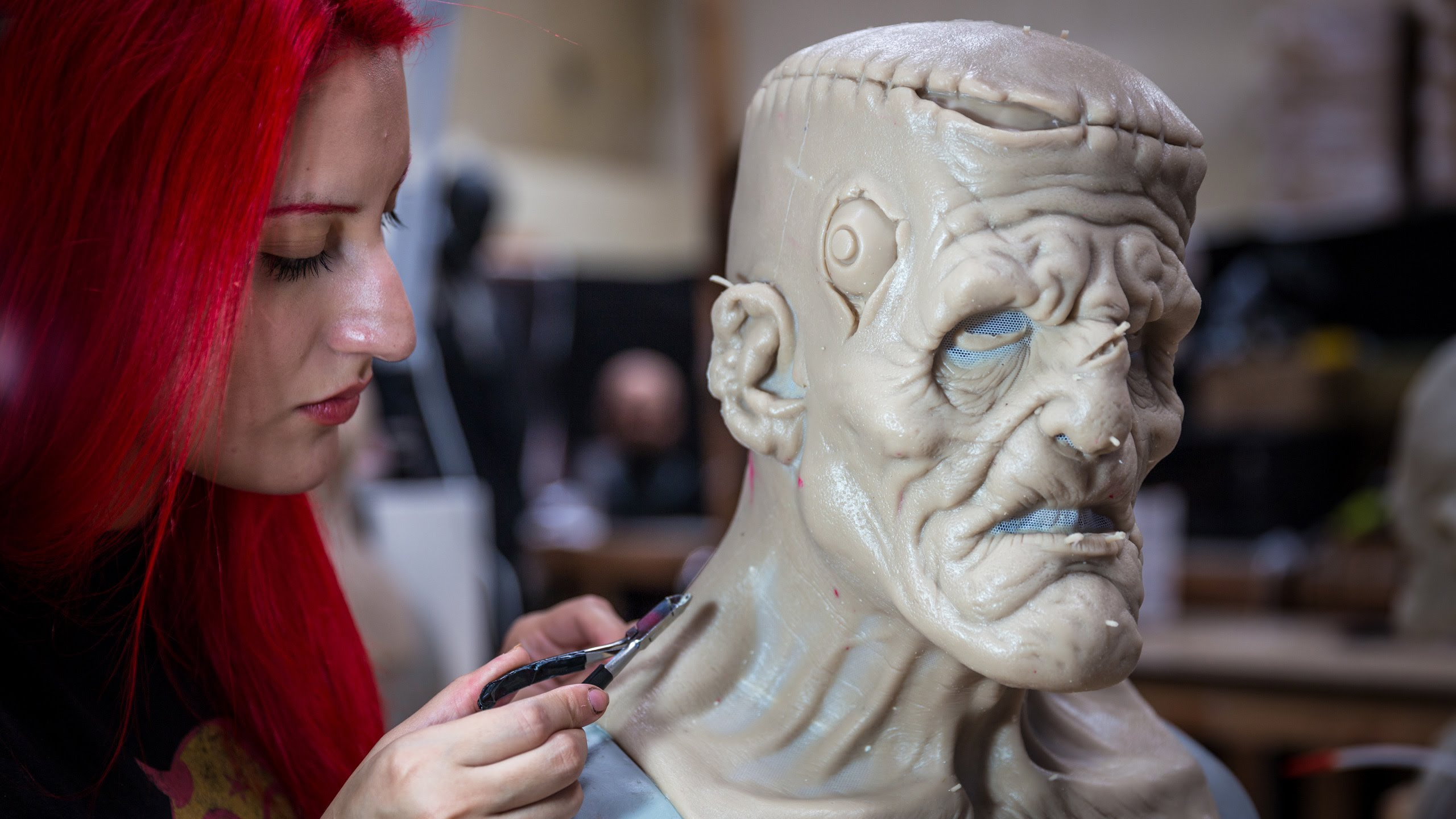 Tested Goes Behind the Scenes at Immortal Masks, A High-End ...