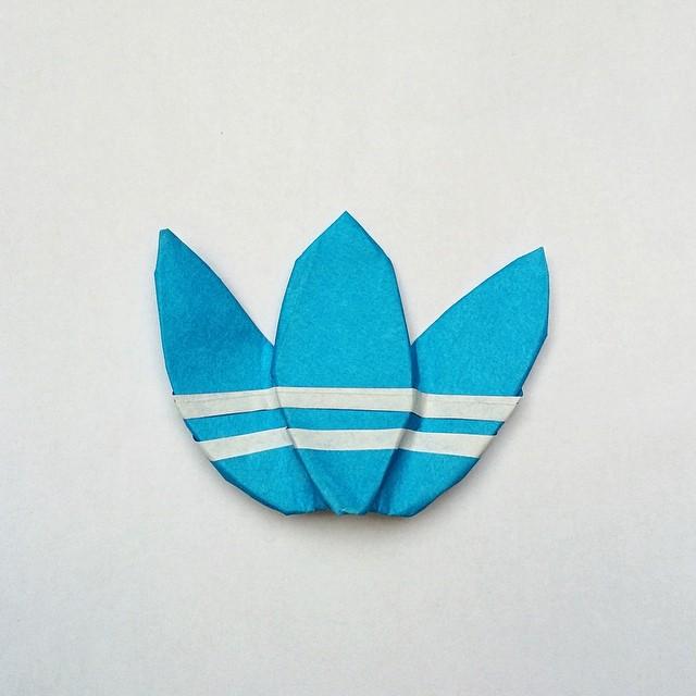 Origami Art by Ross Symons