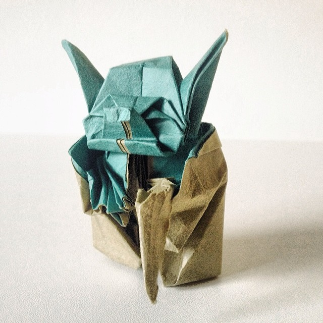 Origami Art by Ross Symons