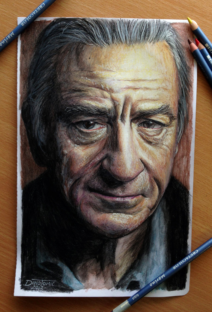 Photorealistic Mixed Media Illustrations by Dino Tomic