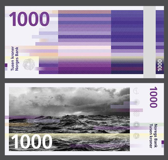 Norway's Next Banknote Design