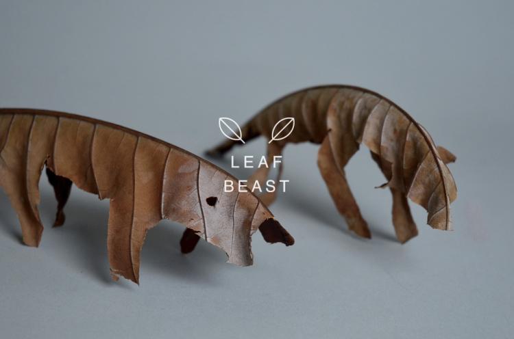 Leaf Beast by Baku Maeda
