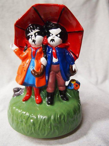 Altered Figurines by Tom LaBonty