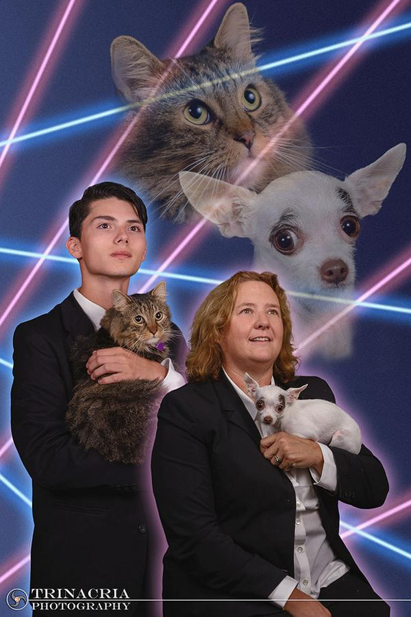 yearbook cat principal