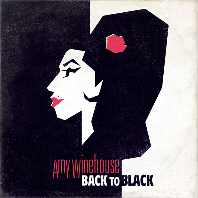 Amy Winehouse - Back To Black by Art Grootfontein