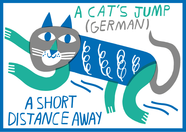 Cute Illustrations of Idioms From Around the World