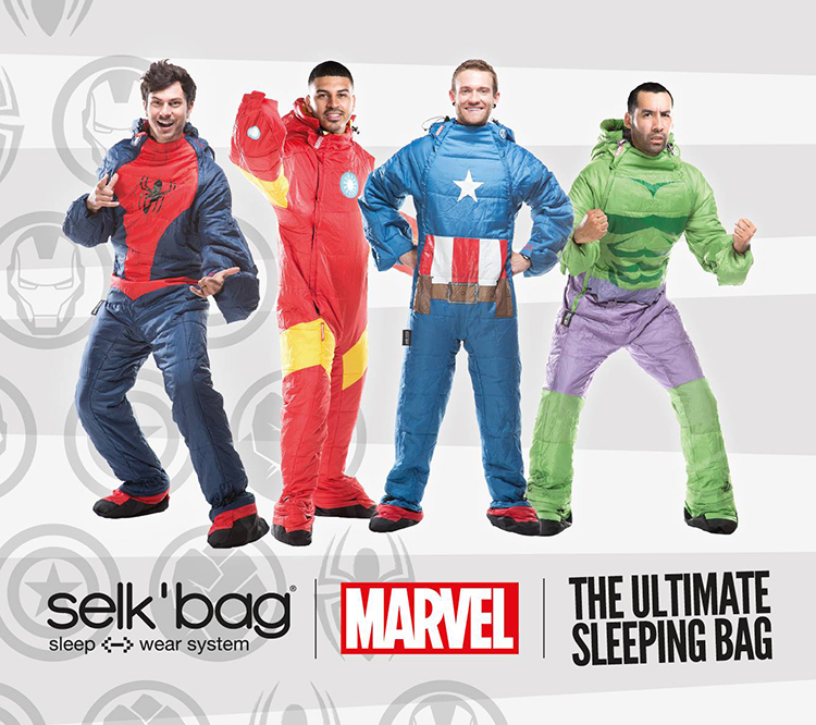 Marvel by Selk'bag