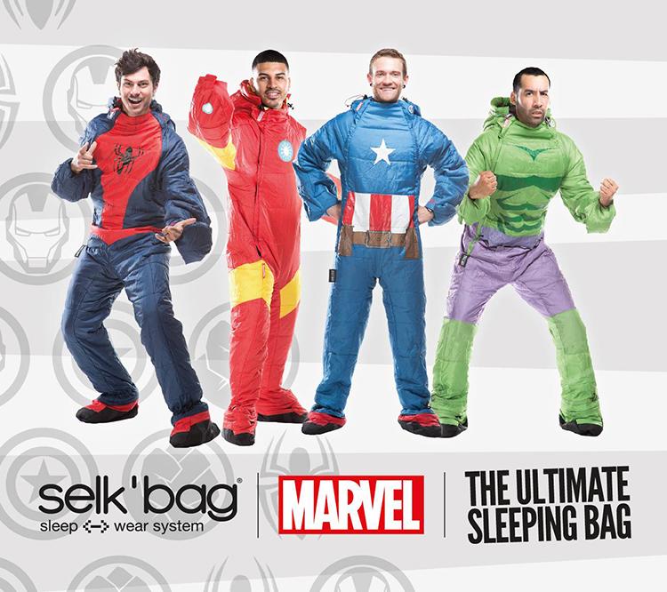 Marvel by Selk'bag