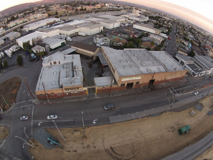 m0xy Industrial Arts Incubator in Oakland