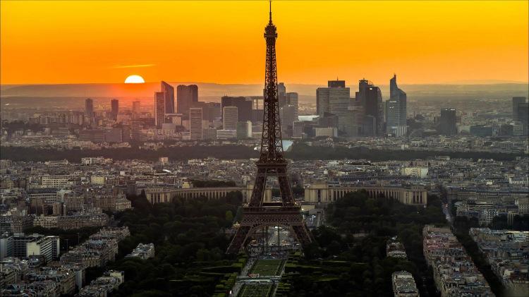 Le temps d'un Paris