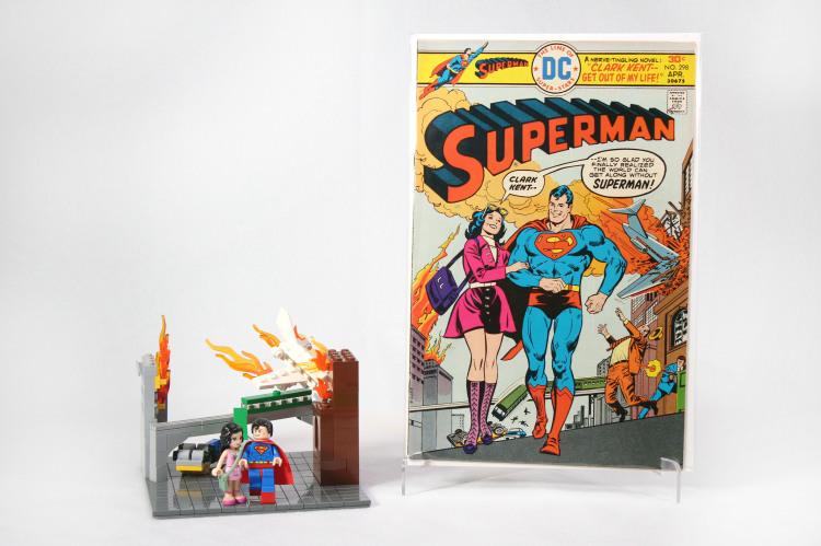 Comic Bricks