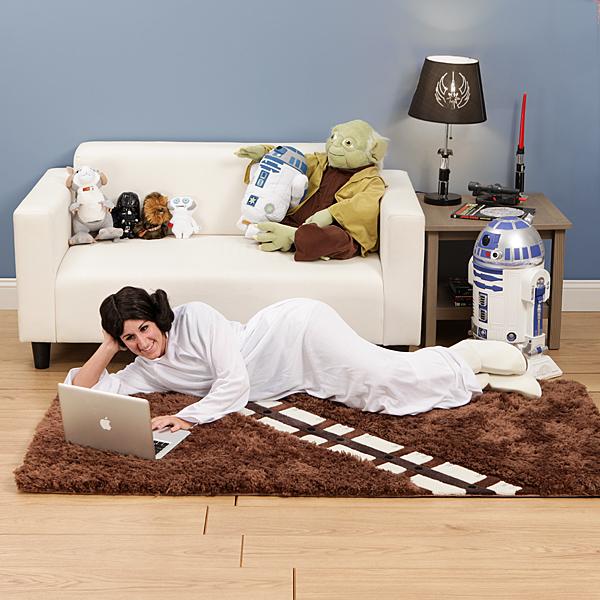 Chewbacca Rug