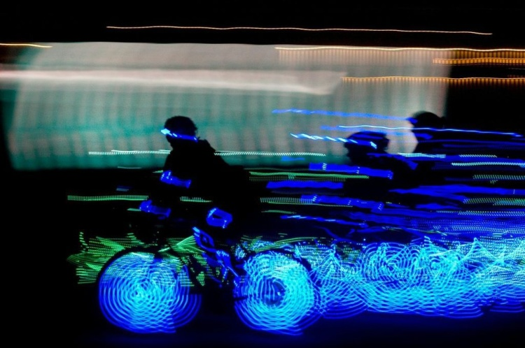 Ghost Peloton LED Illuminated Performance