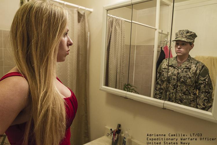 Adrienne Camille, LT:O3 US Navy