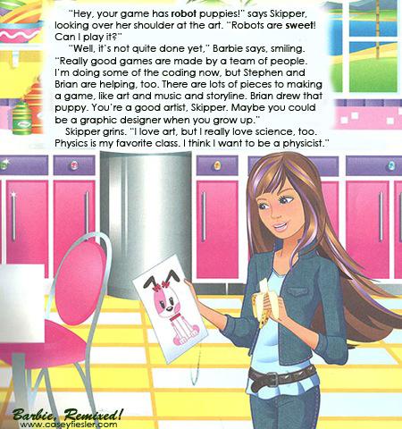 Barbie Remix 3